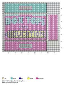 Box tops for education bank
