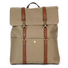 Mismo -  Backpack Hazel Brown/Cuoio