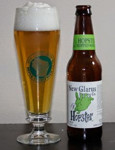 Nick's Beer Blog: New Glarus Hopster Review