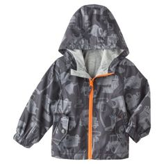 Just One You� by Carter's� Infant Toddler Boys' Truck Windbreaker Jacket
