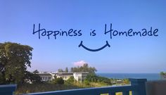 Happiness is Homemade  ❤