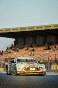  June 2014  24hrs of Le Mans. Read the full race report: http://astnmrt.in/le-mans-2014 #AstonMartin #Racing #LeMans