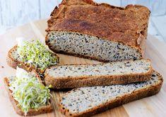 Chleb owsiany bezglutenowy |