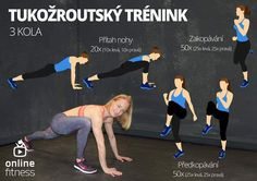 Body Fitness, Health Fitness, Tabata, Health And Beauty, Fitness Inspiration, Workout, Work Outs, Tabata Workouts, Health And Fitness