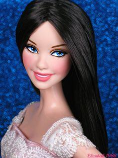 Fao Schwartz Barbie Re-root ( Darla) by Elizabeth 1986, via Flickr