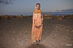 Dress    Turkana portraits Loyangalani Lake Turkana Kenya 18 by Stuart Butler / Oceansurf, via Flickr