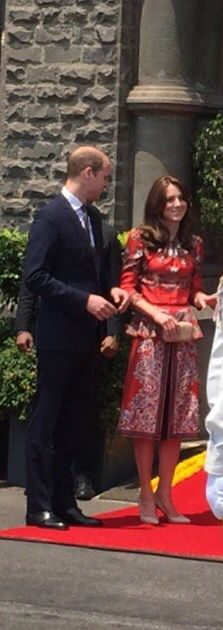 The Duke and Duchess of Cambridge have arrived in Mumbai.