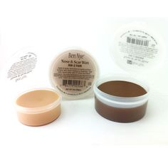Ben Nye Nose & Scar Wax | Professional Quality Makeup for Live Performance & Theatre | MakeupMedley.com