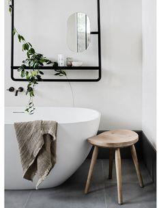 / Zinc Cladding, Brick Feature Wall, Breeze Block Wall, Steel Frame Doors, Mim Design, Functional Kitchen, The Design Files, Mid Century Modern Design, Coastal Homes