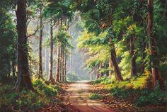 Painting Tutorial by Tulio Dias: Dia de Sol