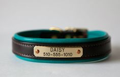 Equestrian Style Dog Collars from Daisy1010