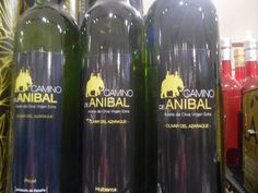 Aceite Camino de ANÍBAL.