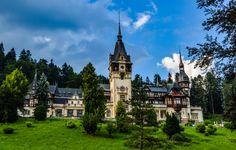 Peleș Castle Romania
