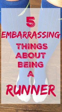 Embarrassing Things About Being A Runner - Mile By Mile Runners are different in many ways, and some of our quirks are a bit embarrassing! Here are 5 embarrassing things about being a Before Running, Running Plan, How To Start Running, Running Tips, How To Run Faster, Running Blogs, Running Women, Running Humor, Running Quotes