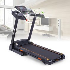 LONTEK T500 Home Treadmill With Cooling Fan Best Workout Reviews