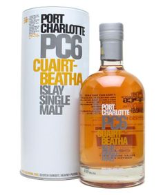 Bruichladdich Port Charlotte Scotch Whisky   Scotland