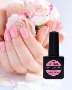 Nails care UV semi gel. Make Color, Uv Led, Nail Care, Fragrance, Nail Polish, Nails, Finger Nails, Ongles, Nail Polishes