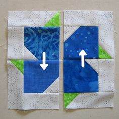 After I posted pictures the spring blooms quilt I made last spring, I received a lot of requests for a block tutorial. It's been slow comin...