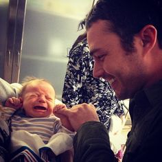Chicago fire severide & the baby