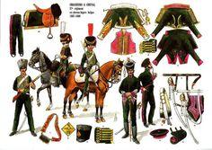 Cacciatori a cavallo della linea