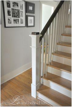Gentil Newel Posts, Bannister, Stairway To Heaven, Stairways, Me Gustas, Stairs,