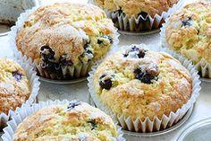 Blaubeer-Joghurt-Muffins : Muffin Rezepte