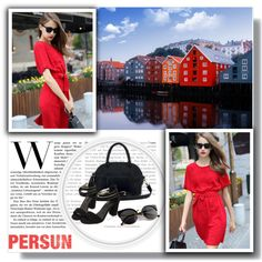 Persun by water-polo on Polyvore featuring moda and persunmall