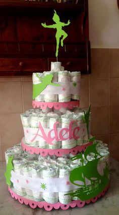 Peter pan cake...