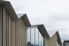 Kengo Kuma & Associates, Towada Civic Centre Plaza, Towada, Japan