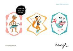 Neryl Walker animal designs