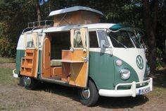 Volkswagen T1 Camper / California - wow.