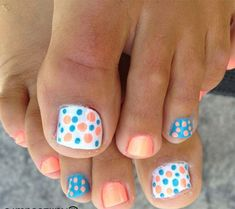 Never Ignore Your Feet Because Some People Also Judge Beauty From Nail Art Designs