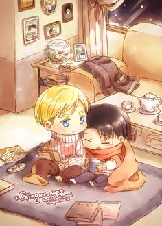 Erwin's Sweater! I can't.