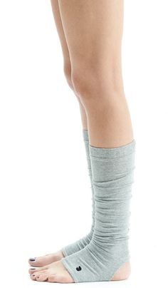 Arya Yoga Spats/ Yoga Leg Warmers/ Yoga Socks in by AryaSense