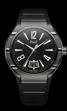 06a3541747e Piaget fetes sixth year of USPA Gold Cup sponsorship with new timepiece. Piaget  Polo FortyFive ...