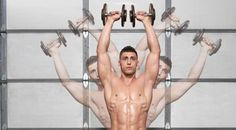 Build a midsection like a stone pillar with the Saxon side bend
