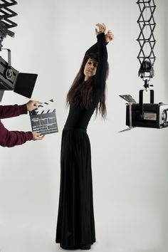 Portrait of Beatrice. #cinema #photo #portrait #set #model #inspiration