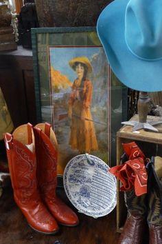 Photos of Dolly Johnson Antique Show
