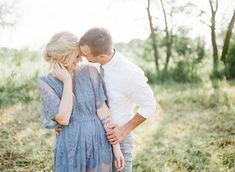 Dusty Blue Anniversary Session: Jason & Kayley – The White Wren Couples Anniversary Photography, Wedding Anniversary Photos, Wedding Photos, Wedding Ideas, Engagement Photo Outfits, Engagement Pictures, Couple Photography Poses, Engagement Photography, Engagement Session