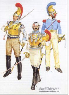 Francia- carabineros 1811-14