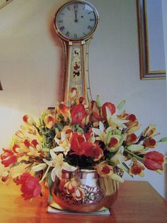 http://stores.ebay.com/FineThings4sale  Use OUR FAMILY ESTATE ANTIQUE HEIRLOOM SILVER as a FLORAL CENTERPIECE!