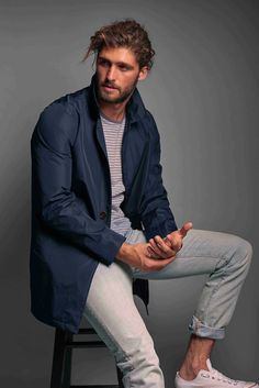 Abercrombie & Fitch 2016 Spring Men's Look Book
