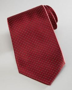 A Stefano Ricci tie is not a necessity it's a luxury, a work of art that is handmade on an antique loom, with sumptuously thick silk construction and a bold pattern. Wear this tie not as a... More Details