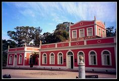 Pelotas, RS - Brasil Parque da Baronesa