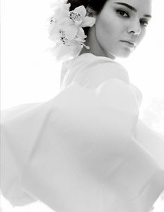 Kendall Jenner  #KendallJenner Vogue India May 2017 BW Photos http://ift.tt/2sOhWkf