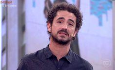 Mudança na Globo: Felipe Andreoli vai apresentar o Esporte Espetacular