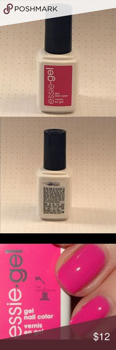 New Essie gel On My Team nail polish Never used. Couldn't make a swatch bc I never bought the curing light (that's why I'm selling), so I pulled a photo from Pinterest. essie Makeup