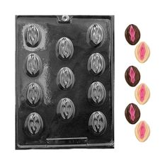 Bachelorette Party Decorations, Chocolate Molds, My Etsy Shop, Lips, Check