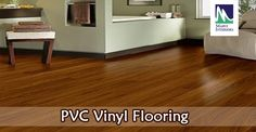 Elegant PVC Vinyl Flooring, easy to apply and low cost decor to suite your home and office needs, Latest designs available at Marvi Interiors.