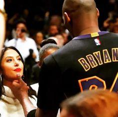 . Kobe Bryant And Wife, Kobe Bryant Family, Lakers Kobe Bryant, Kobe Bryant Quotes, Kobe Bryant Pictures, Vanessa Bryant, Kobe Bryant Black Mamba, Shooting Guard, Black Families